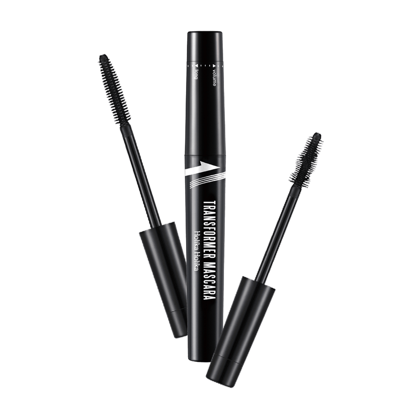 Mascara Waterproof | Transformer Mascara 01 Jet Black