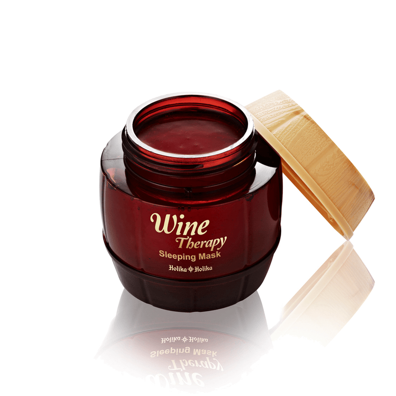 Sleeping Mask Anti Aging | Wine Therapy Sleeping Mask (Red Wine)