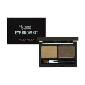 Wonder Drawing Eyebrow Kit AD - Holika Holika