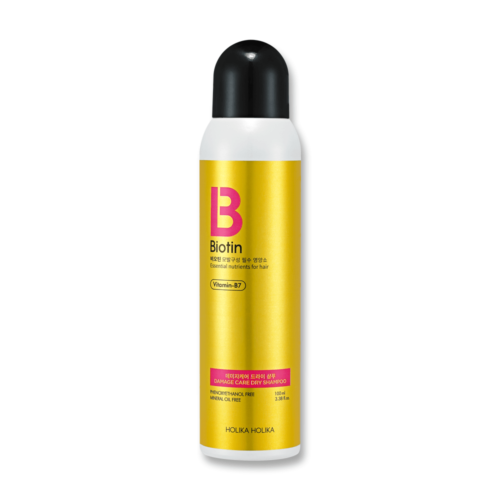 Biotin Damage Care Dry Shampoo