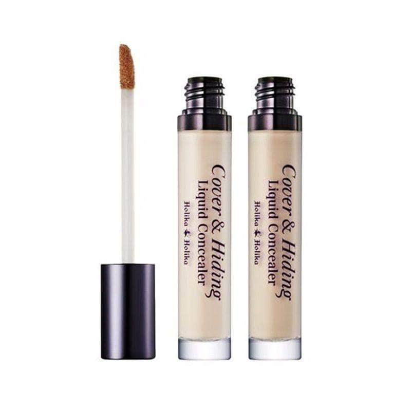 Cover & Hiding Liquid Concealer - Holika Holika