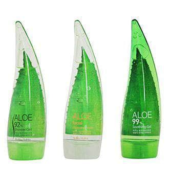 Jeju Aloe Face & Body Care Set Mini - Holika Holika