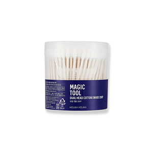Magic Tool Dual Head Swabs 200P - Holika Holika