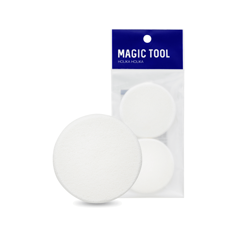 Puff Bedak | Magic Tool Nbr Puff 2P