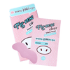 Pig-nose Clear Black Head Perfect Sticker 10pcs