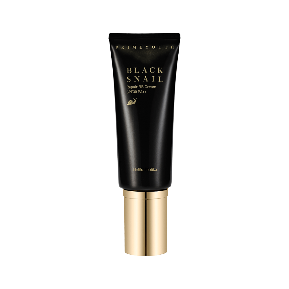 Prime Youth Black Snail BB Cream SPF30 PA++ - Holika Holika