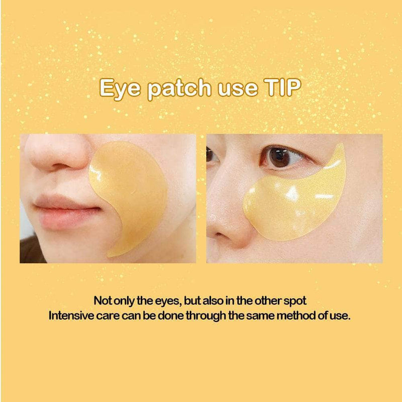 Masker Mata | Prime Youth 24K Gold Repair Eye Patch