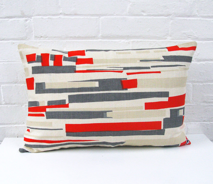 Topsy Turvy: Large Cushion