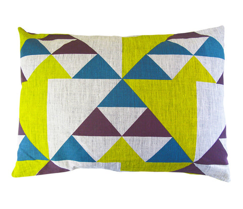 Aztec: Large Cushion