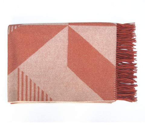 Pythagorean Blanket: Blush