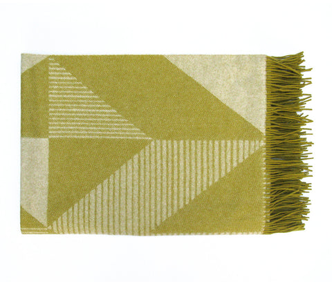 Pythagorean Blanket: Lichen SOLD OUT