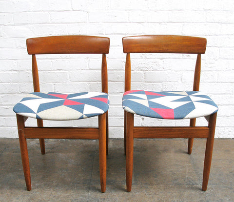 Mid Century Danish Chair: SOLD OUT