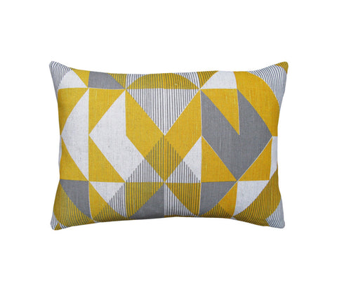 Trigonometry: Small Cushion