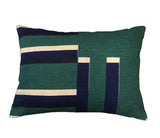 Kasbar: Deep Green and Navy