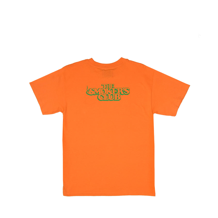 Orange Bubble Logo T-Shirt