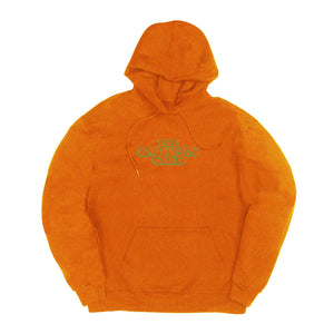 Orange Smokers Club Logo Hoodie
