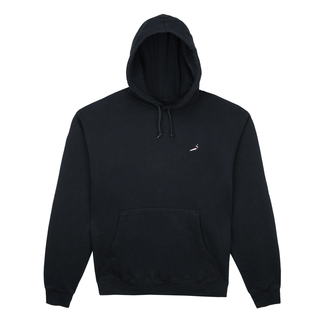 "The Smoker's Club Black ""Doobie"" Hoodie"