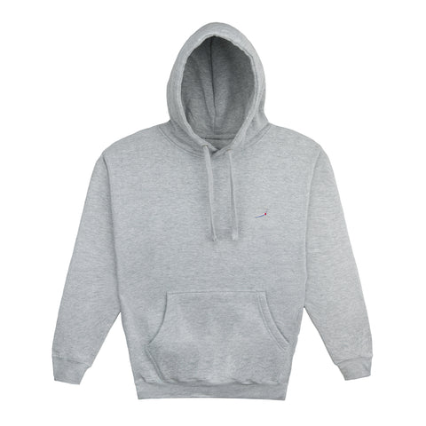 "The Smoker's Club Grey ""Doobie"" Hoodie"