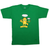 "Green ""Bring Ya Lungs"" T-Shirt"