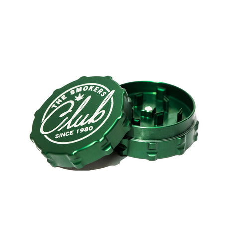 The Smoker's Club Green Grinder (Large)