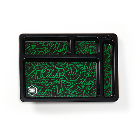 The Smokers Club Rolling Tray