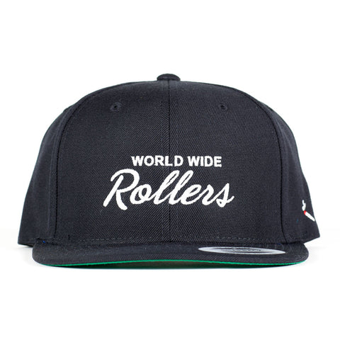 World Wide Rollers Snapback