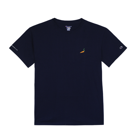The Smokers Club x Carrots Navy Shirt