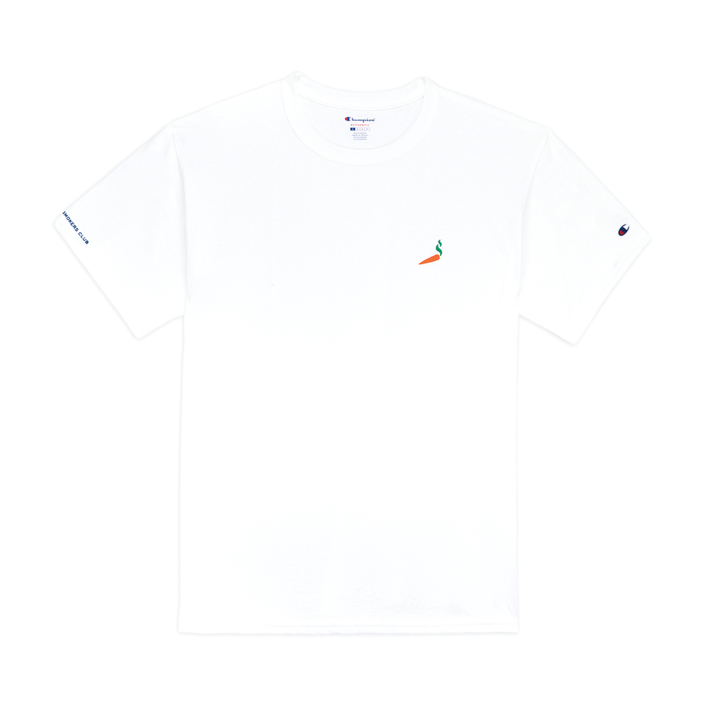 The Smokers Club x Carrots White Shirt