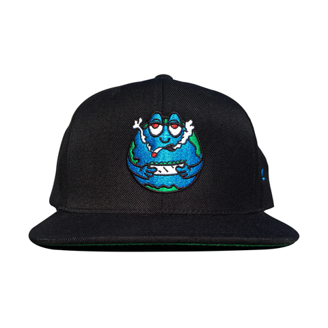 World Wide Roller Snapback