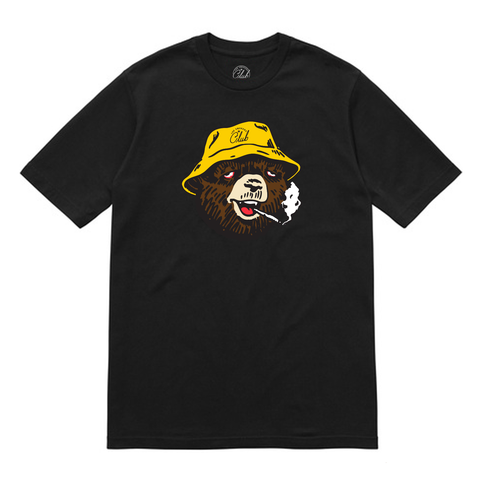 Black Tokey Bear Tee