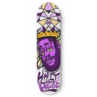 K.R.I.T. Stain Glass Skate Deck + Digital Download