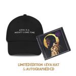 Limited Edition 4Eva Dad Hat & Autographed CD Package