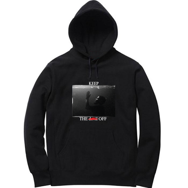 Keep The Devil V1 Hoodie