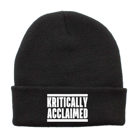 Kritically Acclaimed beanie
