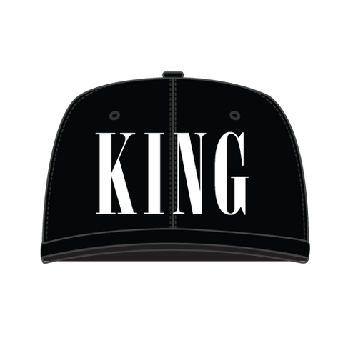 KING snap back