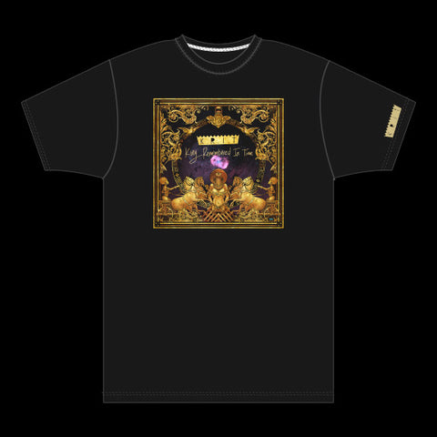 """King Remembered in Time"" Album Tee"