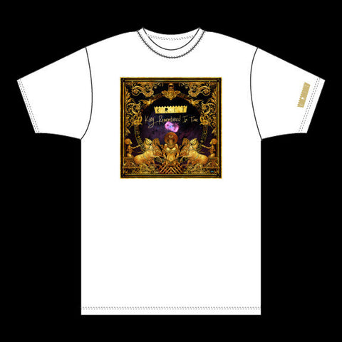 """King Remembered in Time"" Album Tee (White)"