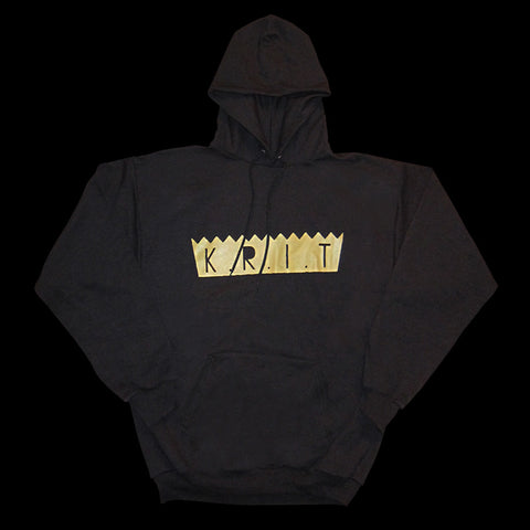 """What's a King Without a Crown"" Hoodie"