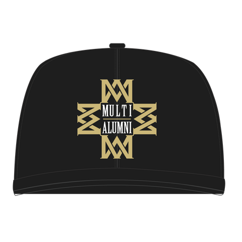 Multi Alumni Cross hat