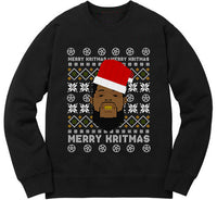 8-BIT UGLY KRITMAS SWEATER