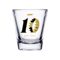 10th anniversary KRIT Wuz Here shot glass