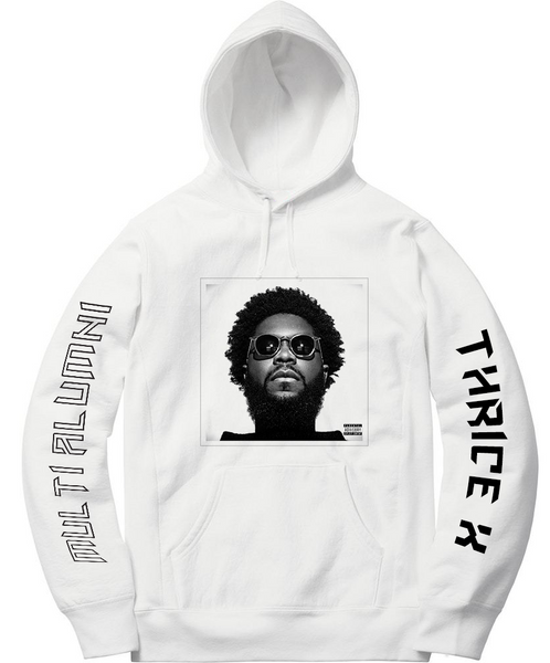 Thrice X Hoodie [Limited Edition]
