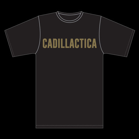 Men's Cadillactica Tee (Gold)