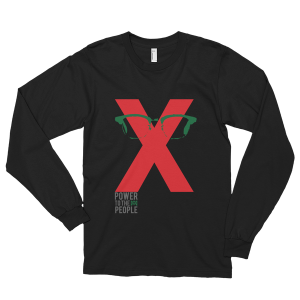 X Long Sleeve Tee