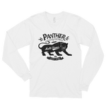Black Panther Long Sleeve Tee