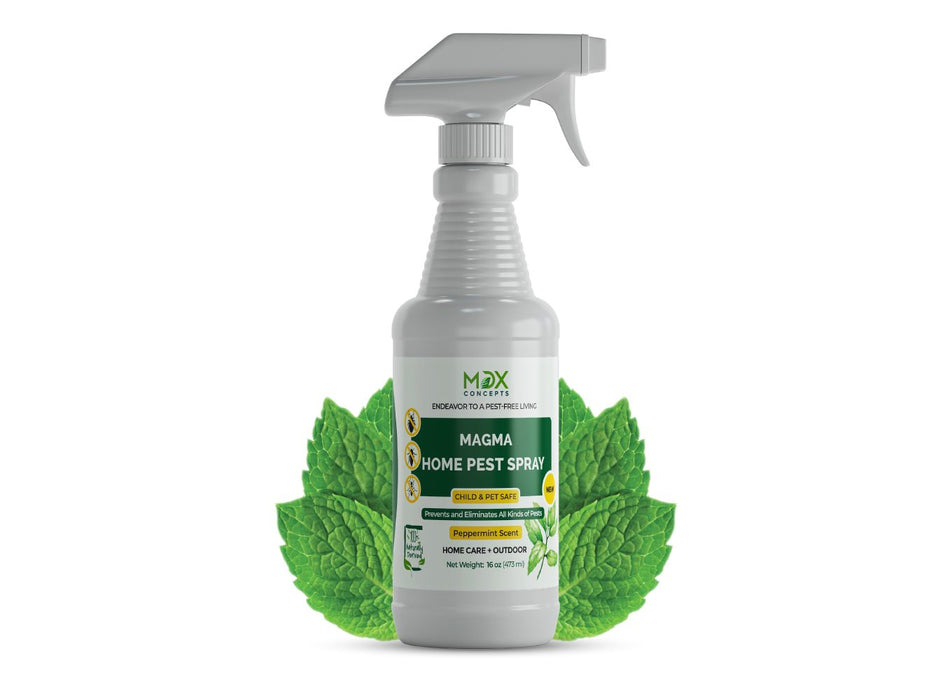 The Magma Home Pest Spray by MDX Concepts is the best pest control spray for home that invades, kills and thus eliminates all kinds of pest infestations.
