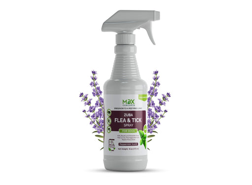 A normal flea and tick spray is pyrethroids-based causing various health problems. This Natural Flea Repellent spray For Dogs is made of vinegar and essential oils such as peppermint oil, cinnamon oil and cedarwood oil, hence 100% naturally derived.