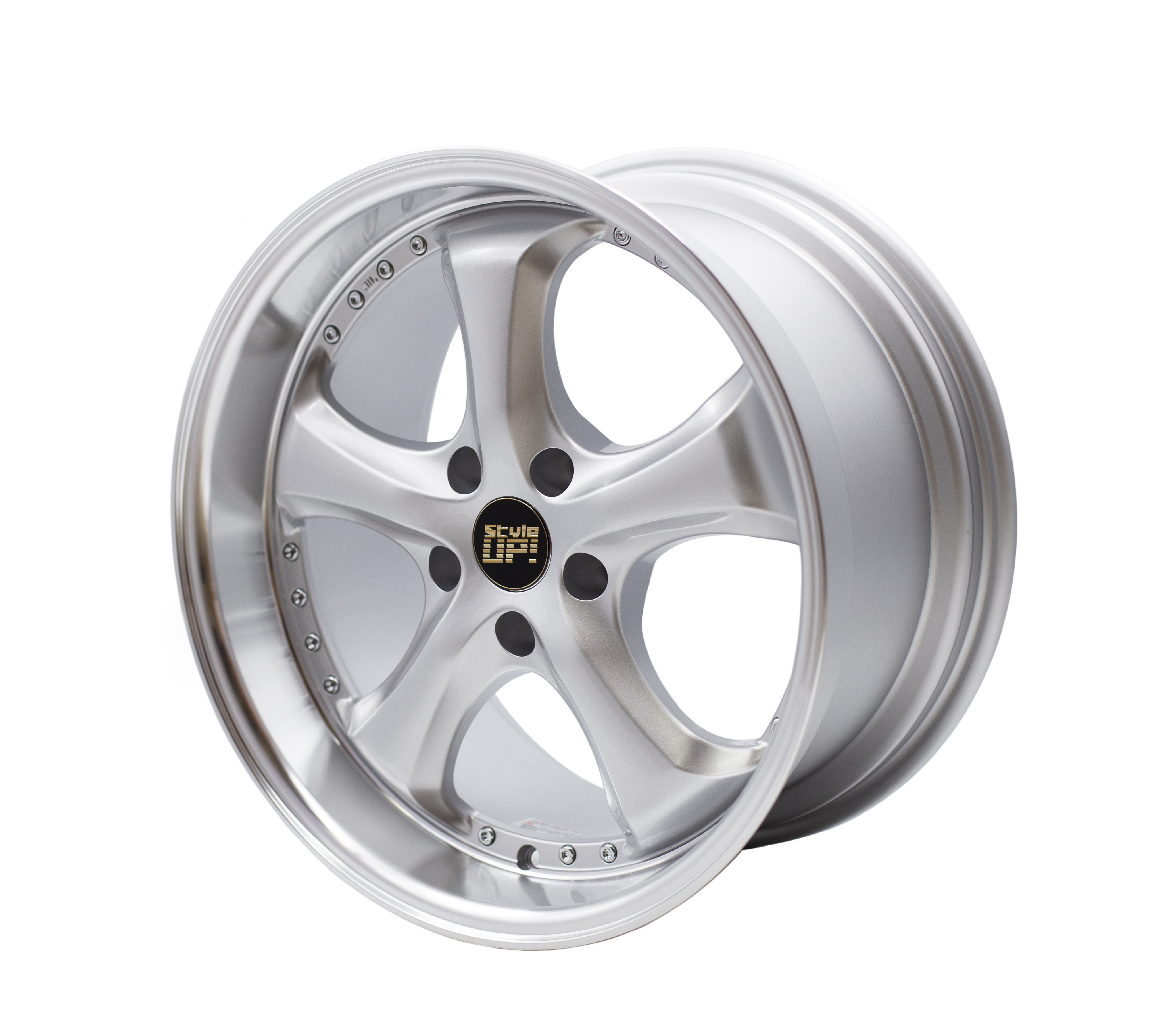Manji 18x9.5+12 Custom Bolt Pattern