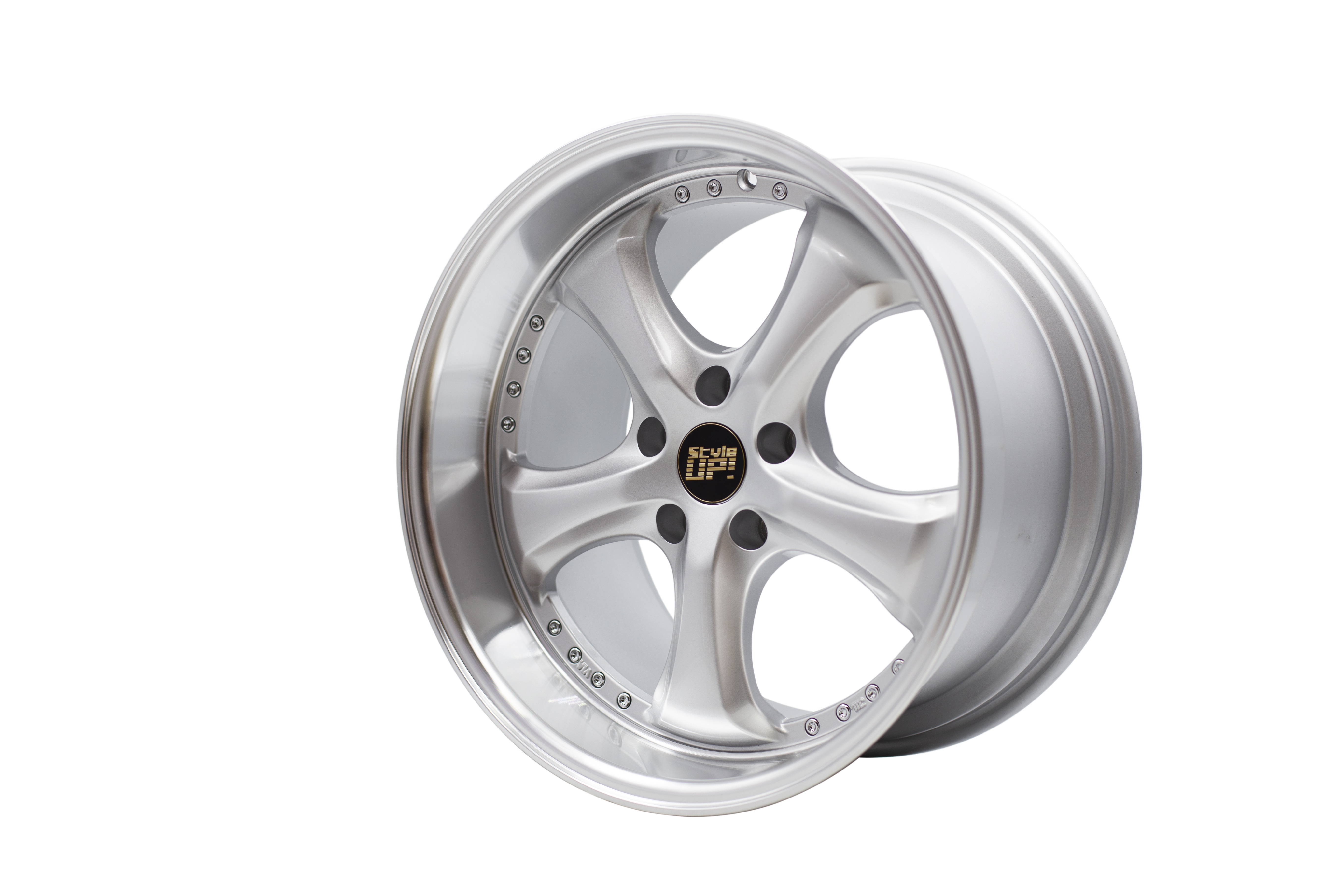 Manji 18x10.5+35 Custom Bolt Pattern
