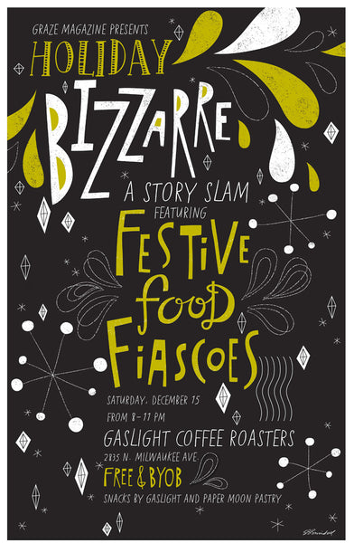 Graze Magazine Holiday Bizzare